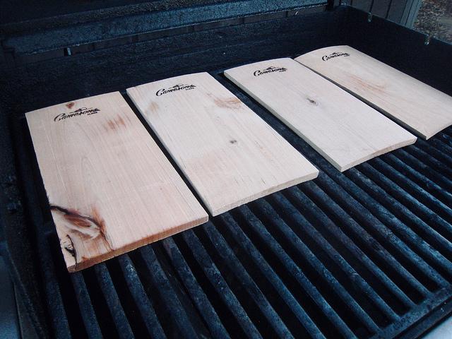 Alder Planks