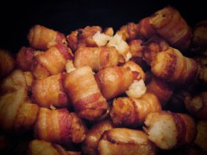 Bacon Wrapped Tots