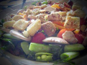 Wulff Salad