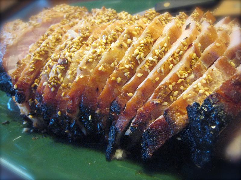 Pork Loin Char Siu