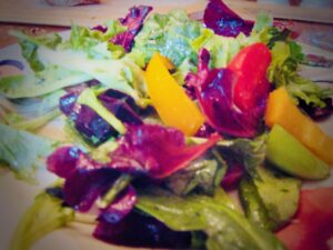 Colorful Wulff Salad