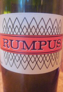 Rumpus Chaos WIne