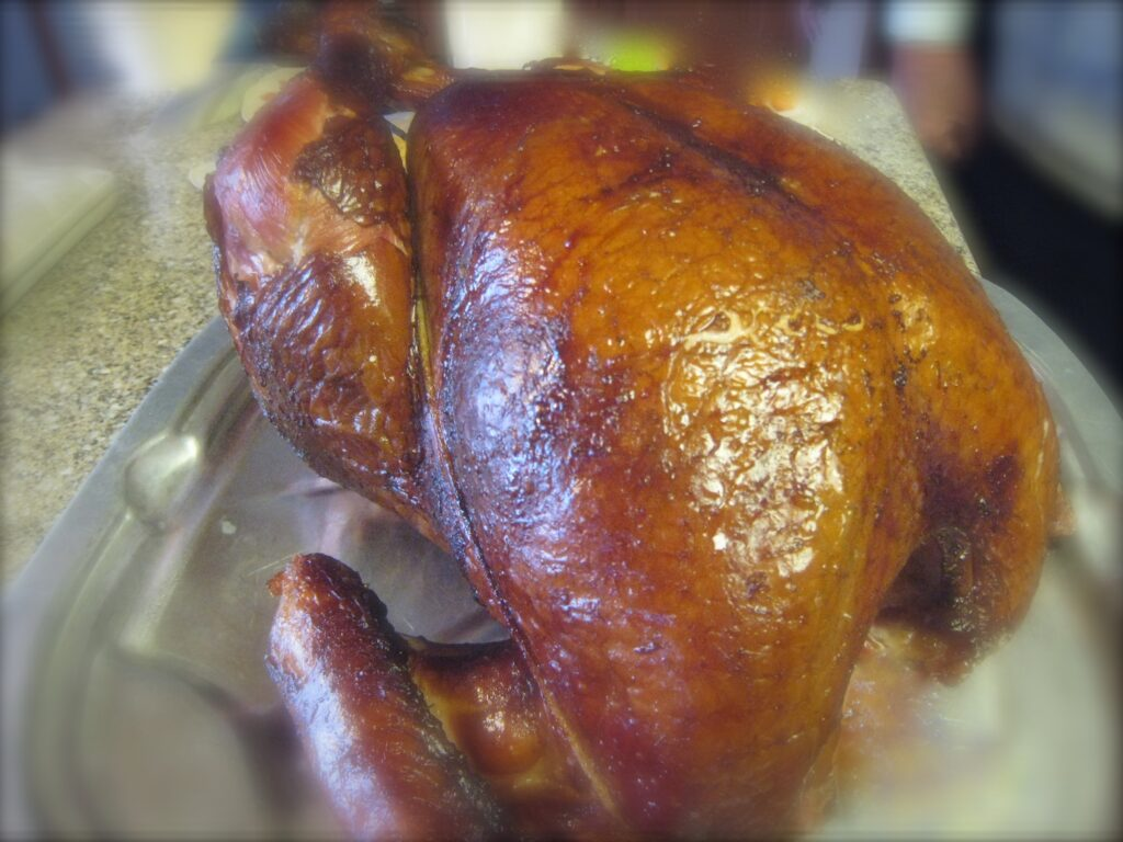 So, How'd The Turkey Turn Out?