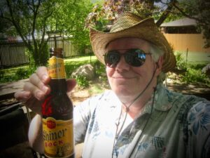 Cowboy With Shiner