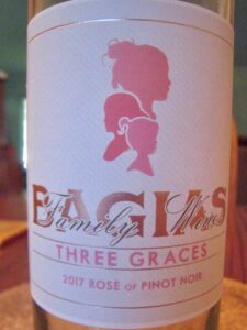 Three Graces Rosé