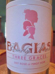 Three Graces Rosé
